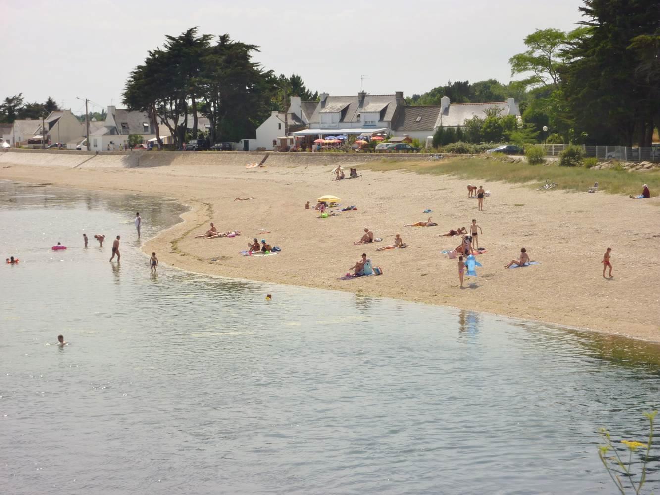 Plage-de-Banastère-Sarzeau-morbihan-bretagne sud ©